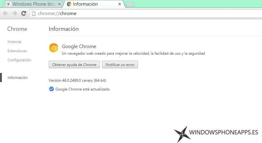 chrome windows 10