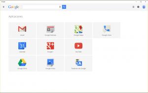 google app windows 10 3