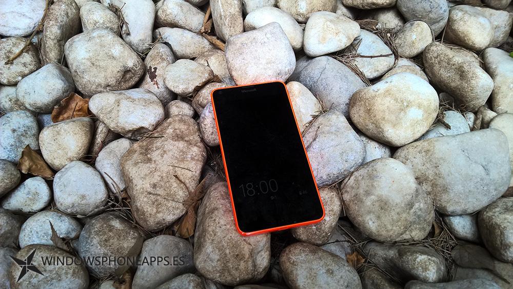 Lumia 640 Portada
