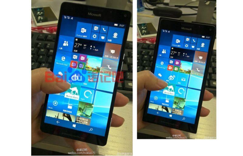 Encuesta: ¿Qué opinas de los diseños de los nuevos Lumia de gama alta de Microsoft?