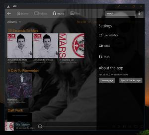 VLC se renueva para Windows 10 con nuevo mini reproductor