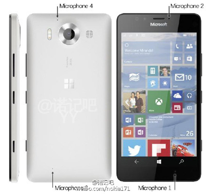 Lumia Talkman blanco