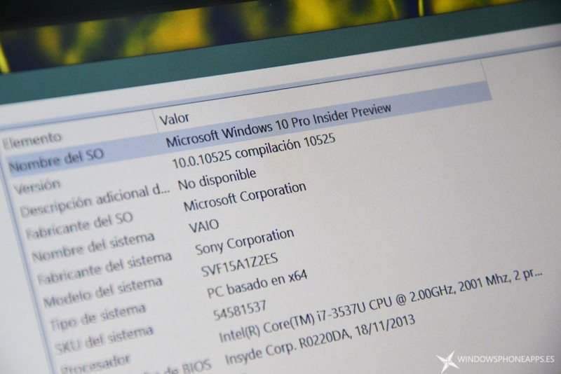 windows 10 insider build 10525
