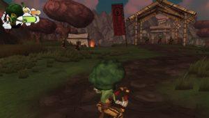 Yasai Ninja otro juego que llega a Xbox ONE