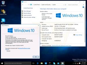 La Build 10540 se filtra en imágenes y nos muestra algunas novedades