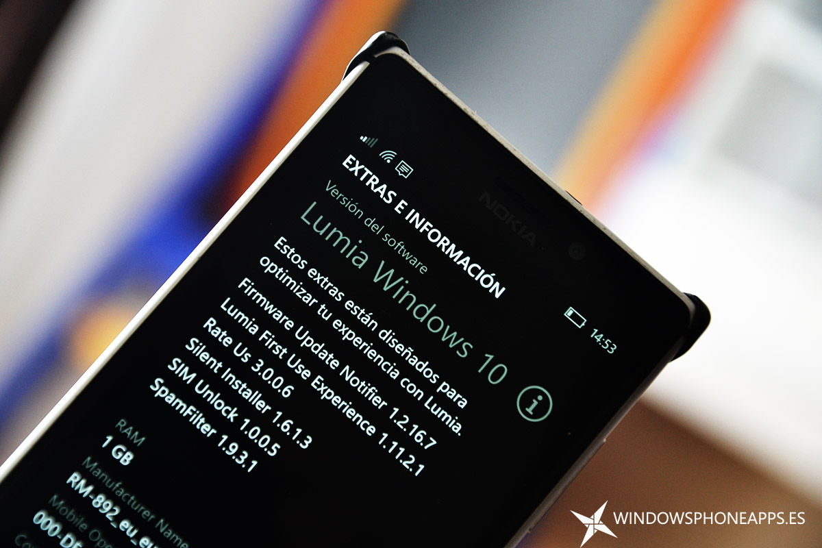Lumia Windows 10