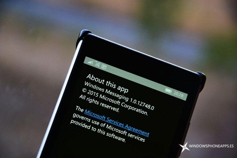 Messaging Skype Beta 12748