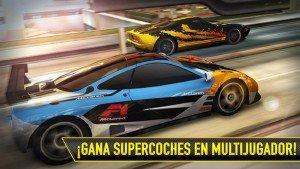 Multijugador en CSR Racing