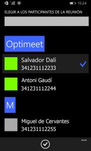 Optimeet te ayuda a encontrar el mejor sitio para tus reuniones