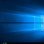 Notas de lanzamiento e imágenes de la build 10537 de Windows 10 para PC