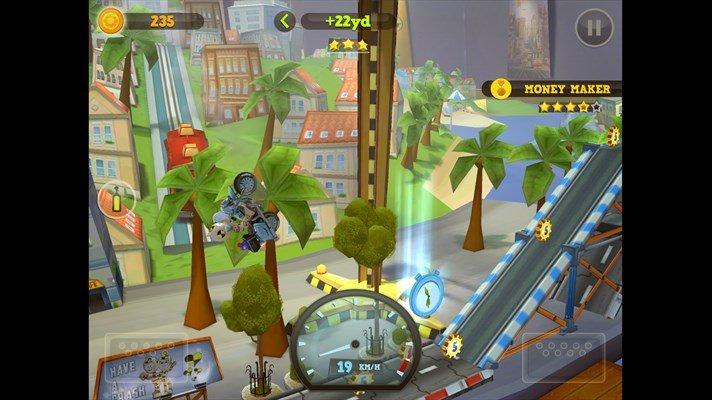 """Small and Furious, el """"pequeño"""" juego de carreras disponible en Windows Phone"""