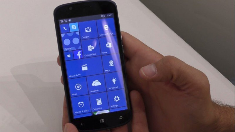 archos-cesio-windows 10 mobile