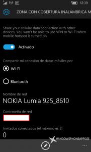 Galería de imágenes de la nueva Build 10536 de Windows 10 para móviles