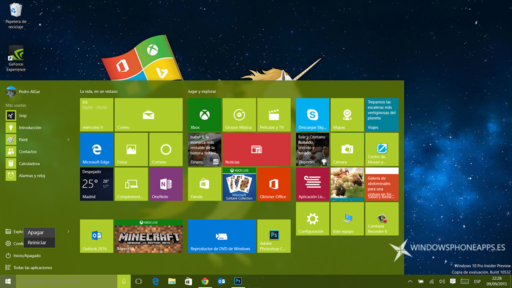 configurar apagado windows 10 - 5