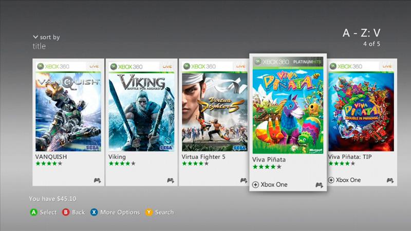 La Nueva Actualizacion Para Xbox 360 Ofrece Hasta 2gb De