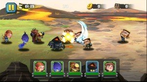 Kingdoms Charge, un nuevo juego RPG que llega a Windows