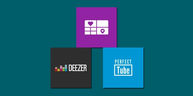 Lumia Storyteller, Deezer y Perfect Tube se actualizan