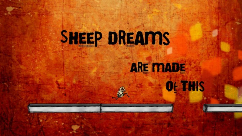 Página principal de Sheep Dreams Are Made Of This