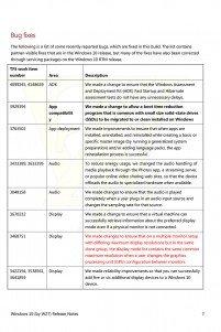 Notas de lanzamiento de la Build 10540 de Windows 10 PC - Página 2