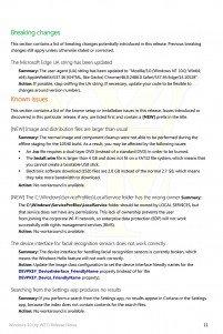 Notas de lanzamiento de la Build 10540 de Windows 10 PC - Página 5