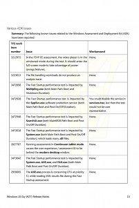 Notas de lanzamiento de la Build 10540 de Windows 10 PC - Página 8