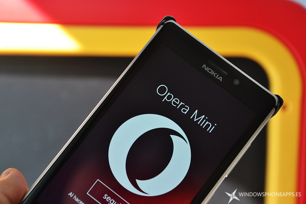 opera mini - nuevo logo windows