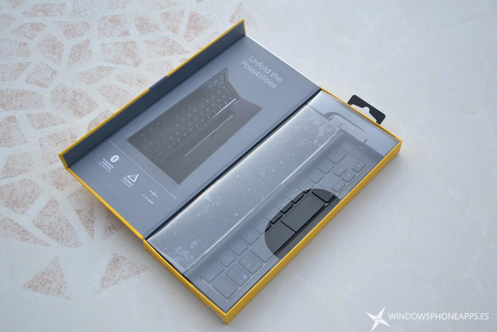 teclado zagg bluetooth caja