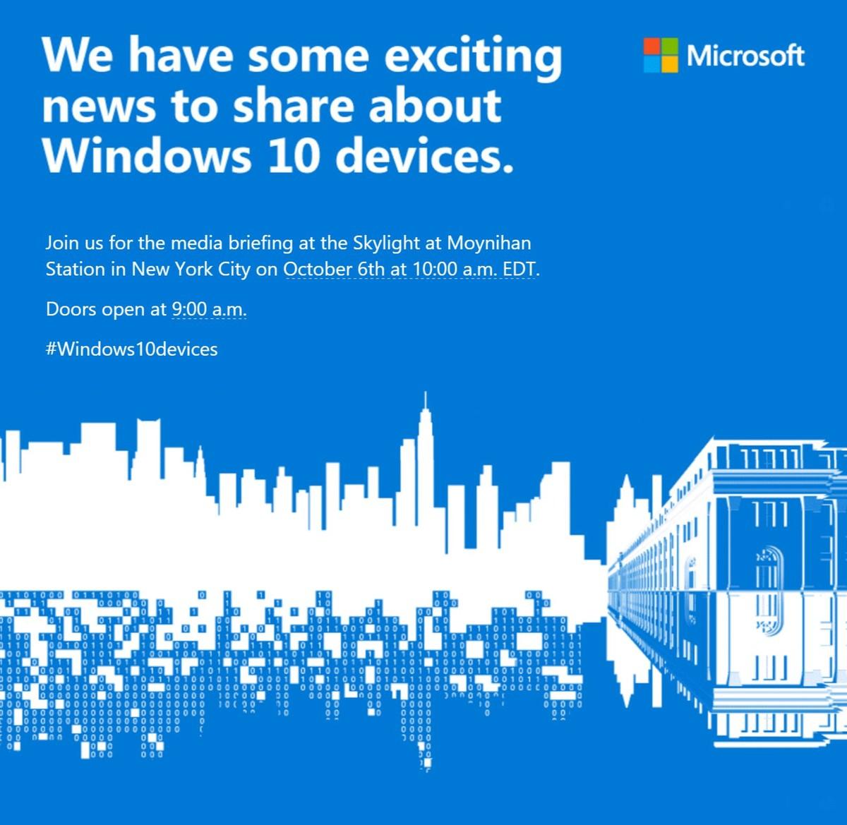Windows 10 código Binario