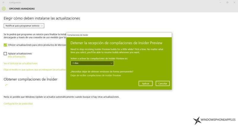 windows 10 - programa insider 2