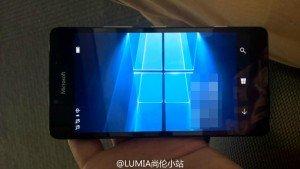 Filtradas más fotos de los Lumia 950 y 950 XL
