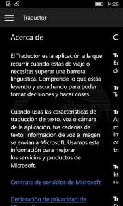 Acerca de Traductor