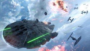La Beta de Star Wars Battlefront ya está disponible para Xbox One