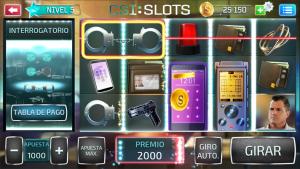 CSI Slots 3