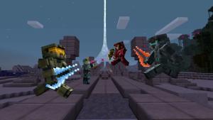 Halo 5 también llega a Minecraft Xbox ONE Edition y Xbox 360 Edition
