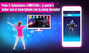 Just Dance Controller de Ubisoft llega a los Smartphones Windows