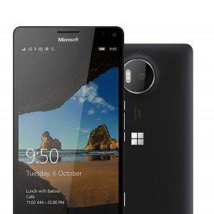 Microsoft Lumia 950 XL presentado oficialmente con Windows 10 Mobile