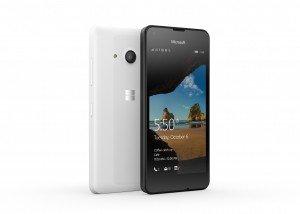 Lumia 550, la apuesta de Microsoft para la gama económica con Windows 10 Mobile [Actualizado]