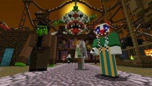 Minecraft Halloween Mash-Up Pack para Xbox ONE y 360