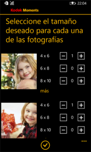 My KODAK Moments App ya está disponible para teléfonos Windows
