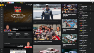 Microsoft nos presenta la App Oficial de NASCAR para Windows 10