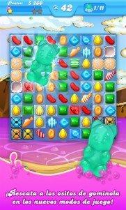 Nuevos modos de juego en Candy Crush Soda Saga