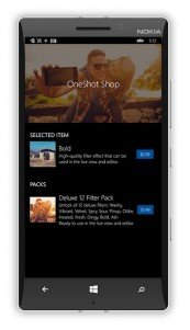 OneShot-shop