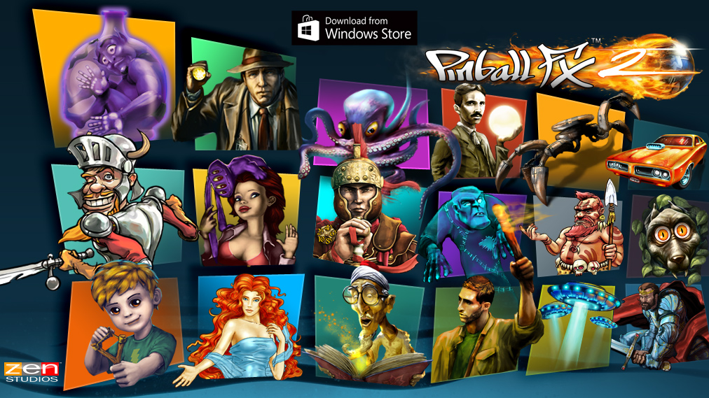 PinBall-FX2-Windows-10