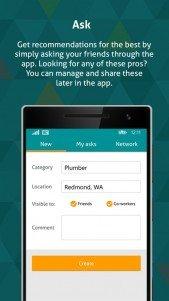 HomeTeam, la app social de Microsoft Garage, primero en Windows Phone