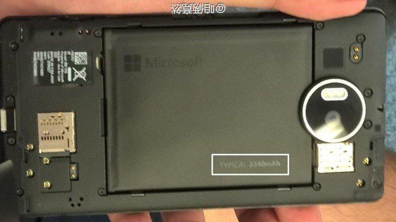 bateria lumia 950xl