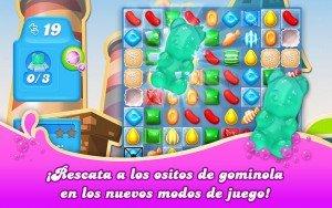 Nuevos modos de juego en Candy Crush Soda Saga Windows 10 PC