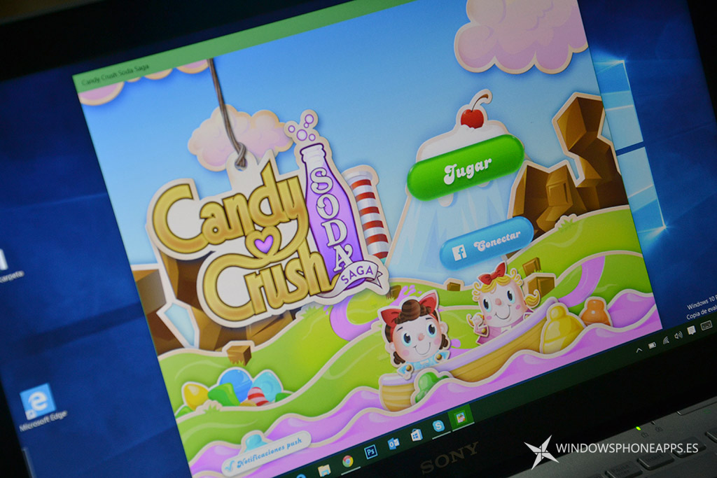 Candy Crush Soda Saga Windows 10
