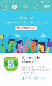 La aplicación Fitbit ya se encuentra disponible en Windows 10 Mobile