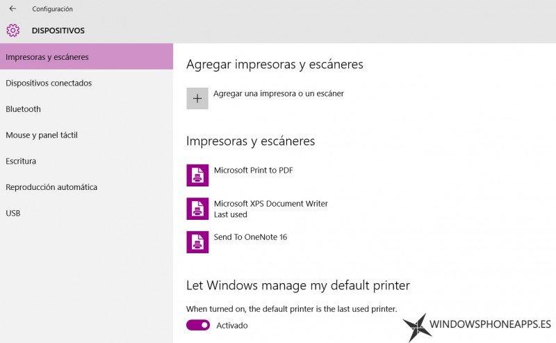 Galería de imágenes de la Build 10565 de Windows 10 PC