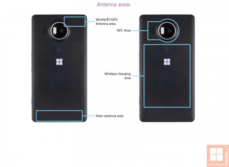 Los Lumia 950 y Lumia 950 XL se muestran al detalle